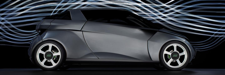 Nova concept car